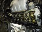 ベンツ Eクラス w211 エンジンオイル漏れ修理