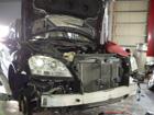 ベンツ MLクラス W164 エアサス修理