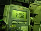 ベンツ Cクラス w203 バッテリーチャージ異常修理
