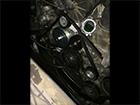 メルセデスベンツ Eクラス W211 E320 冷却水漏れ修理