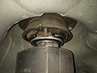 メルセデスベンツSクラスS600W220異音修理