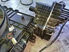 ベンツ V280 冷却水漏れ点検 整備