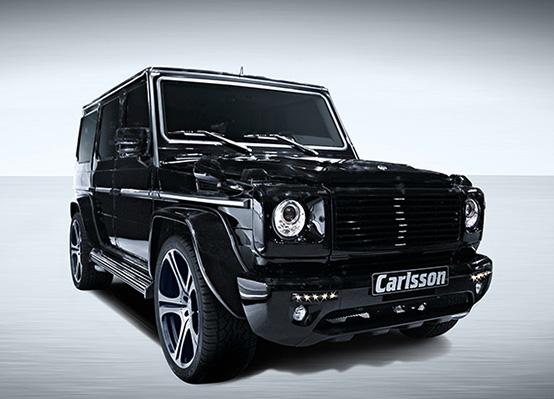 Gクラスカスタム カールソン15 EVO Dark Series