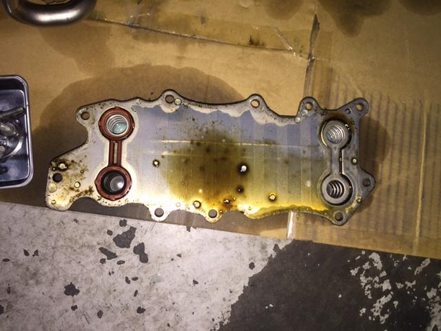 ベンツEクラスW212エンジン故障修理