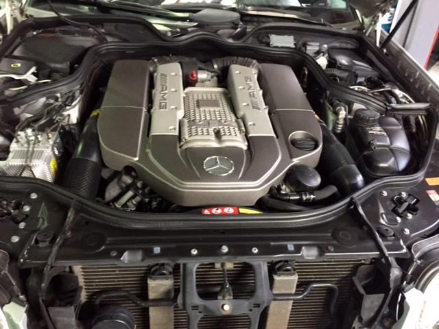 AMGエンジン