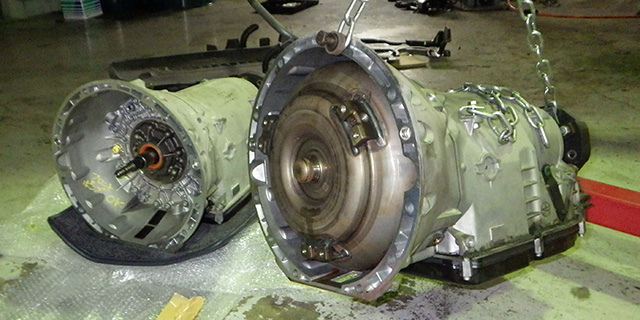 ATミッション修理
