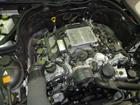ベンツ cクラス w204 エンジン警告灯点灯修理