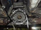 ベンツ CLクラス W215 CL500 ABCオイル漏れ修理