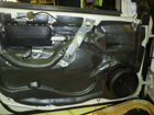 ベンツ Cクラス w203 ミラーフラッシャー不灯修理