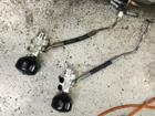 メルセデスベンツCクラス(W203)の室内異音の修理