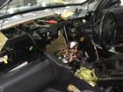 SL55AMG(R230)のABC(アクティブ・ボディ・コントロール)のオイル漏れ修理