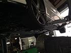 メルセデスベンツ Eクラス W211 オイル漏れ修理