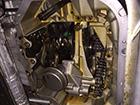メルセデスベンツ Sクラス W220 オイル漏れ