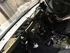 メルセデスベンツ Cクラス w203エアコン異音修理