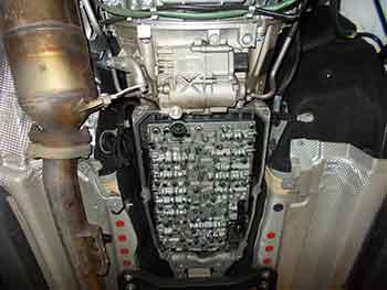 Cクラス(W204) エンジン警告灯点灯