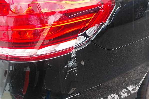 メルセデスベンツ Eクラス W212 板金修理